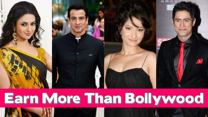 Top earning tv stars