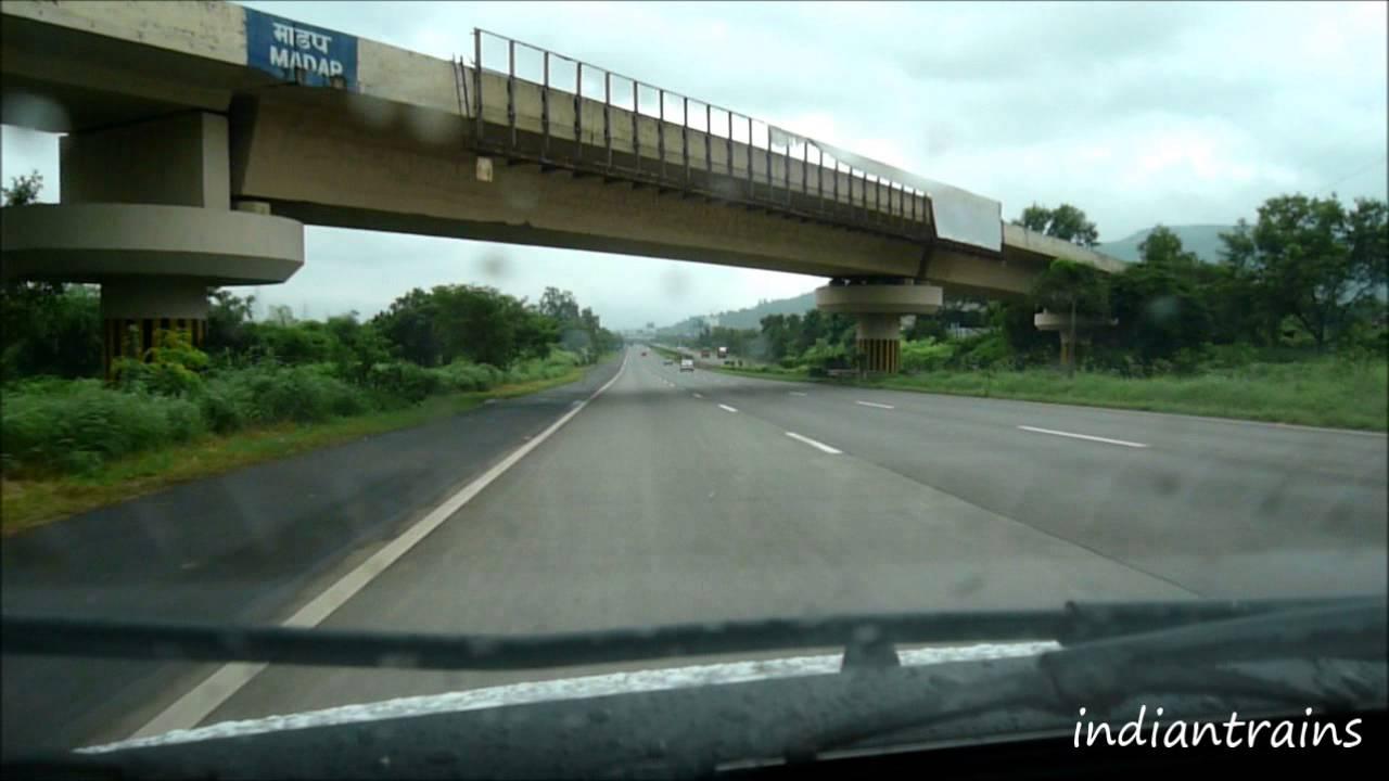 4. Mumbai-Pune Expressway, NH4