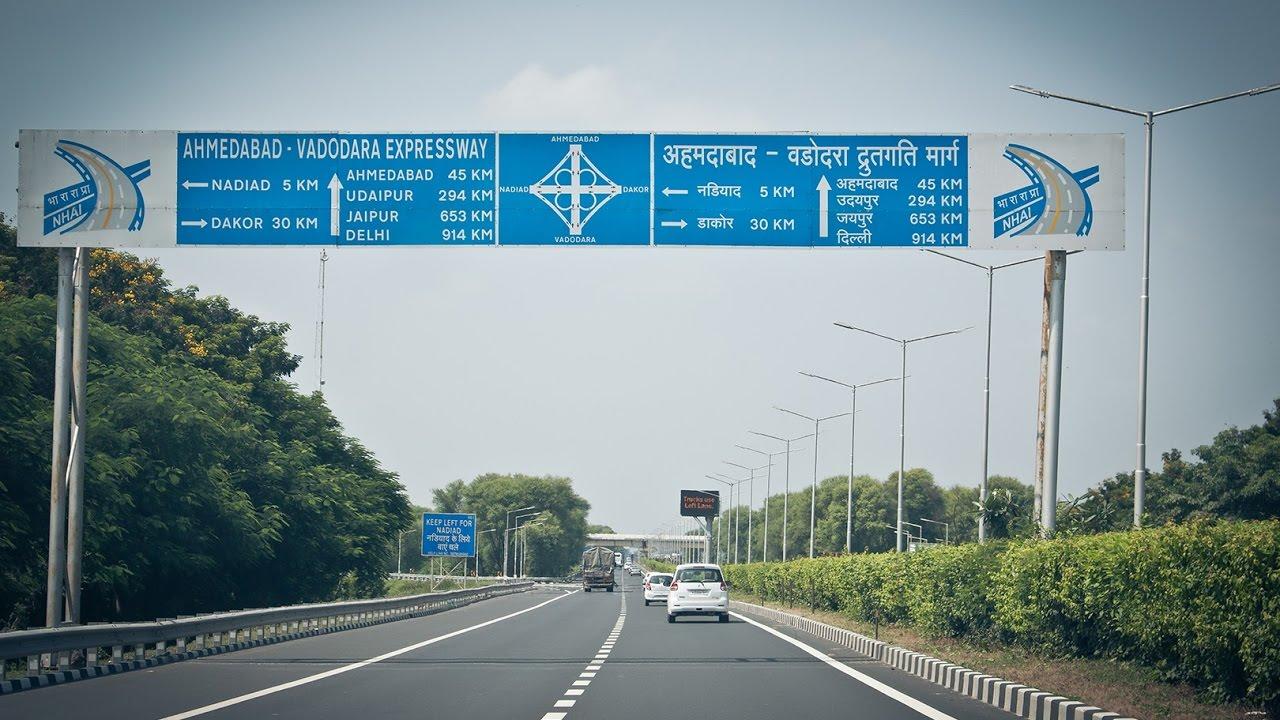 Ahmadabad-Vadodara, National Expressway1