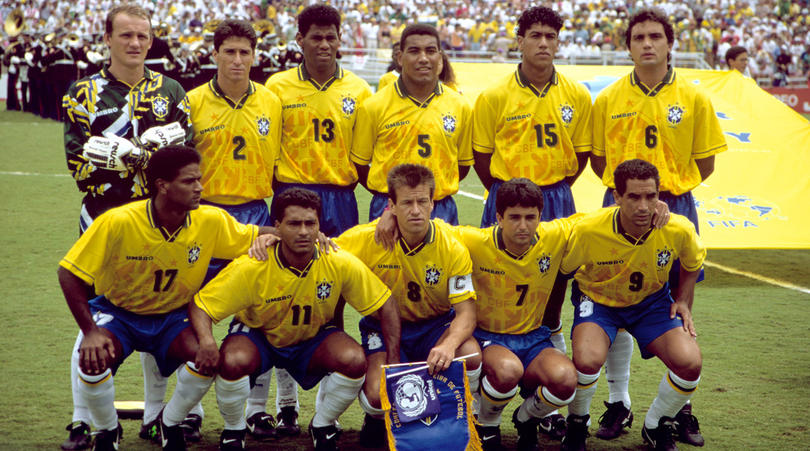 1994 FIFA World Cup - Final - Brazil v Italy - Rose Bowl, Pasadena