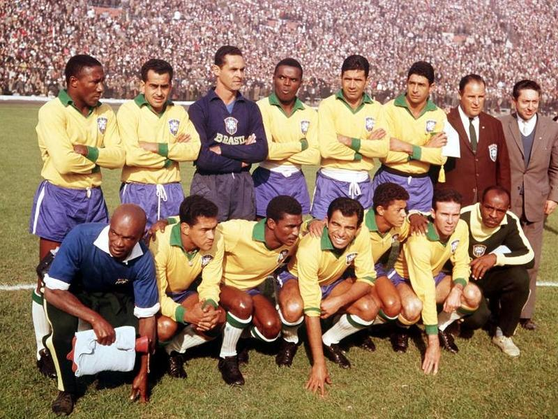 Brazil World Cup Winner 1962
