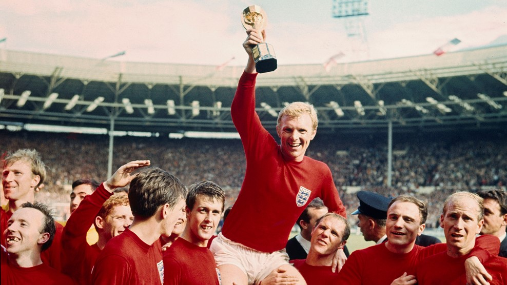 England FIFA World Cup Winner 1966