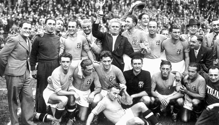 First FIFA World Cup Winer Uruguay-1930