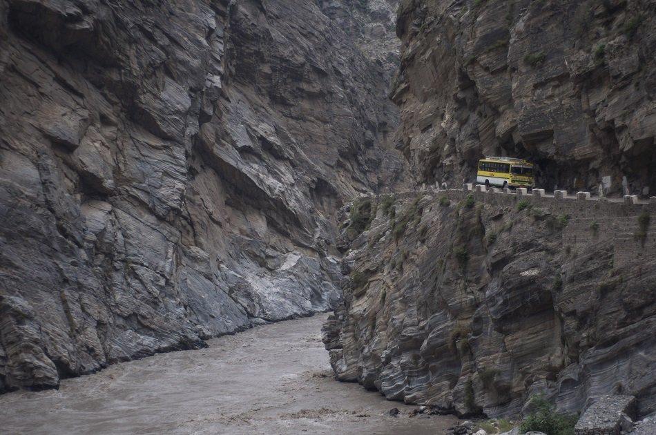 Hindustan Tibet Road, Ambala-Khab, NH22