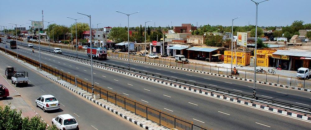 Jaipur-Kishangarh Expressway, NH8