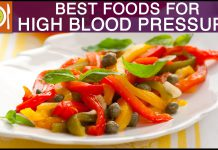 Reduce your high blood pressure