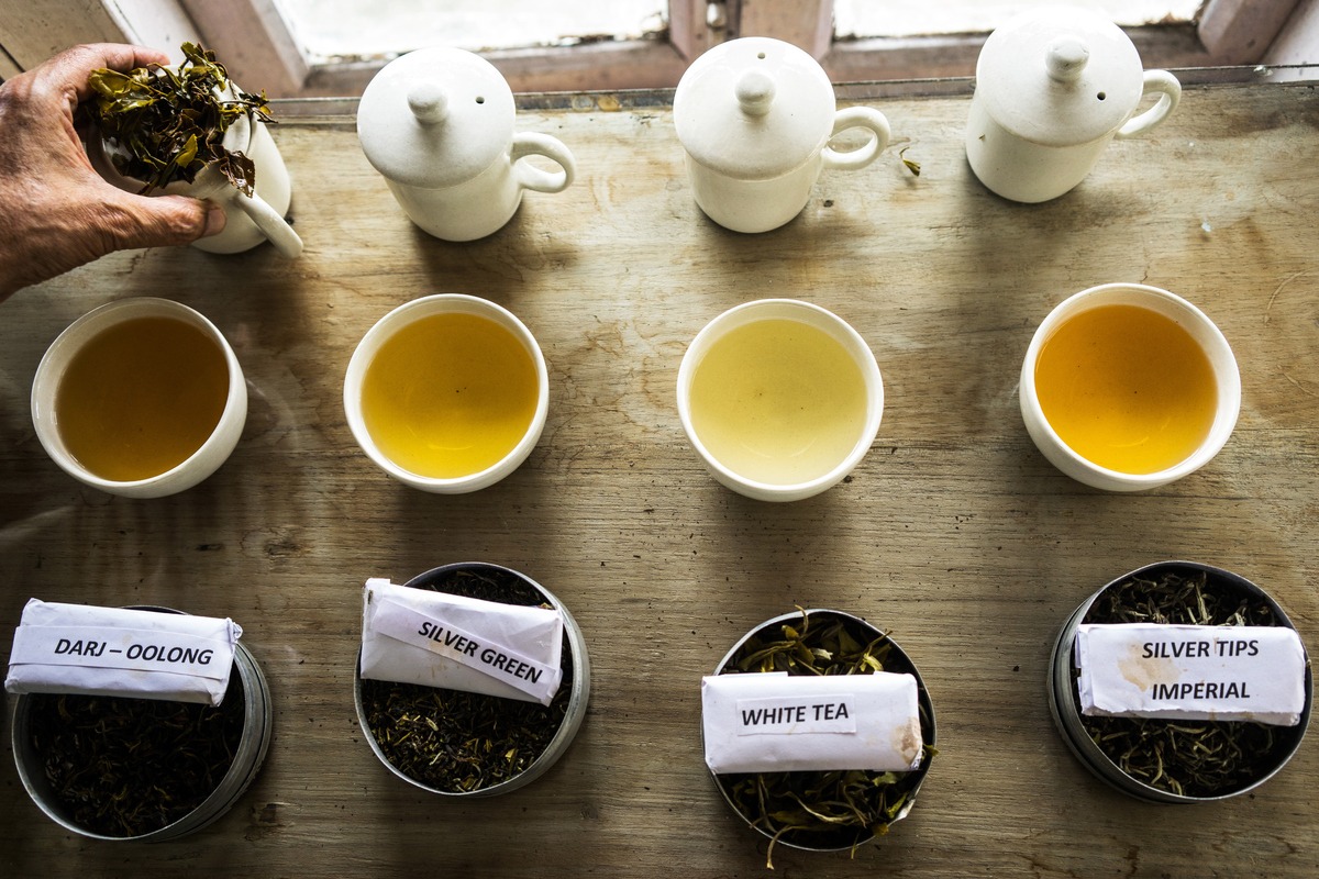 The most expensive tea in the world 41