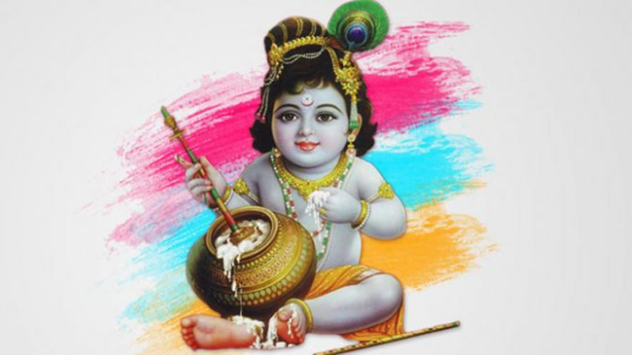 Lord Krishna Janmashtami And The Auspicious Time Of
