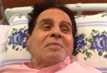Dilip Kumar Unwell