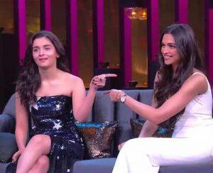 Alia Bhatt & Deepika Padukone