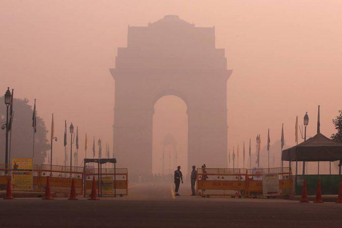 fog dust image
