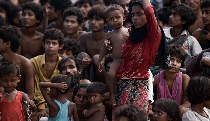 Rohingyas image