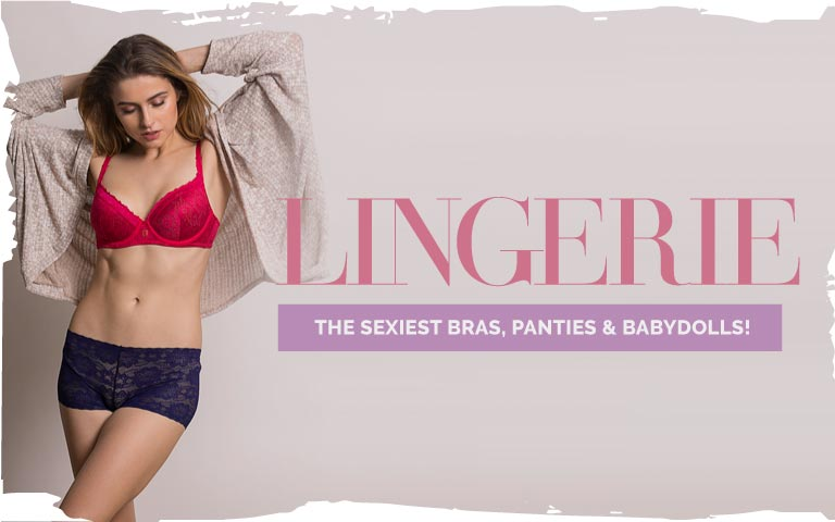 a7c53dff882b6 Sexy lingerie are something that can make any women look confident,  irrespective of their shape size choices preferences; your lingerie will  always make you ...