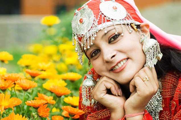 Kashmir beautiful girls