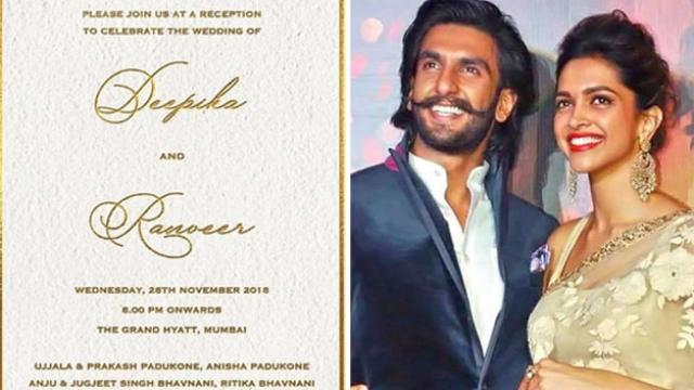 Bollywood Celebrities Who All Attended Deepika Ranveer Wedding