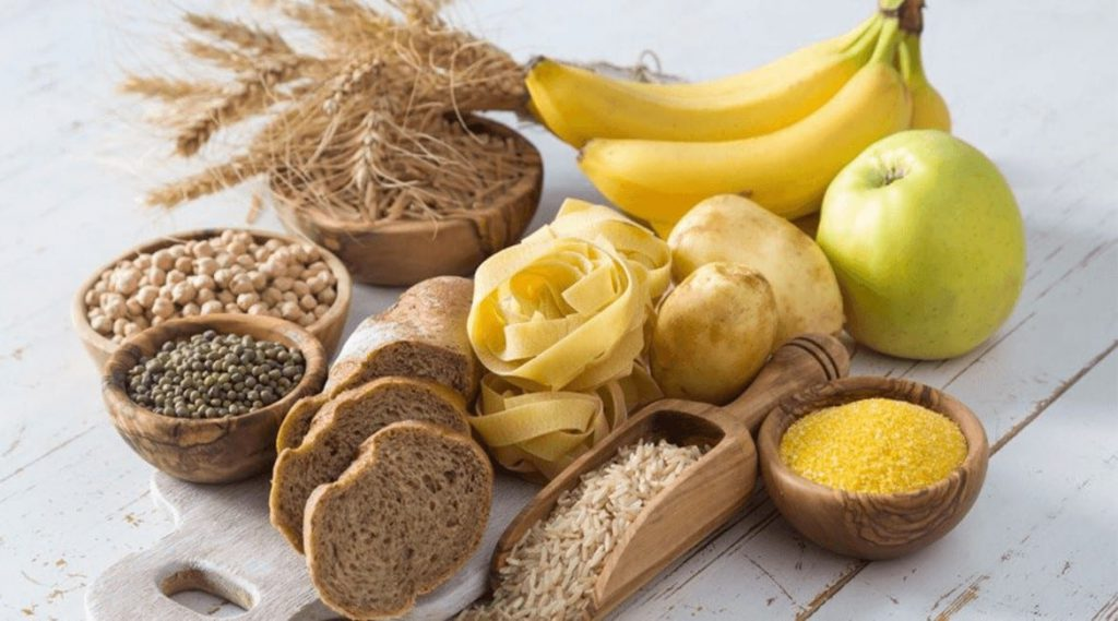 Eat Carbohydrate-Rich Food