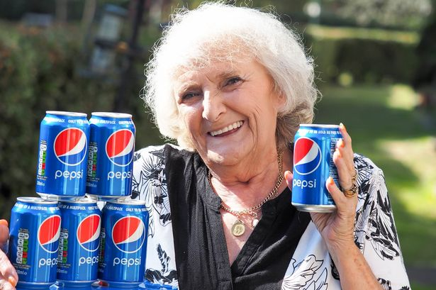 Pepsi a Day for 64 Years