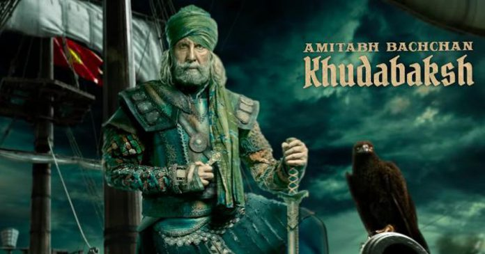 Characters in Thugs of Hindostan