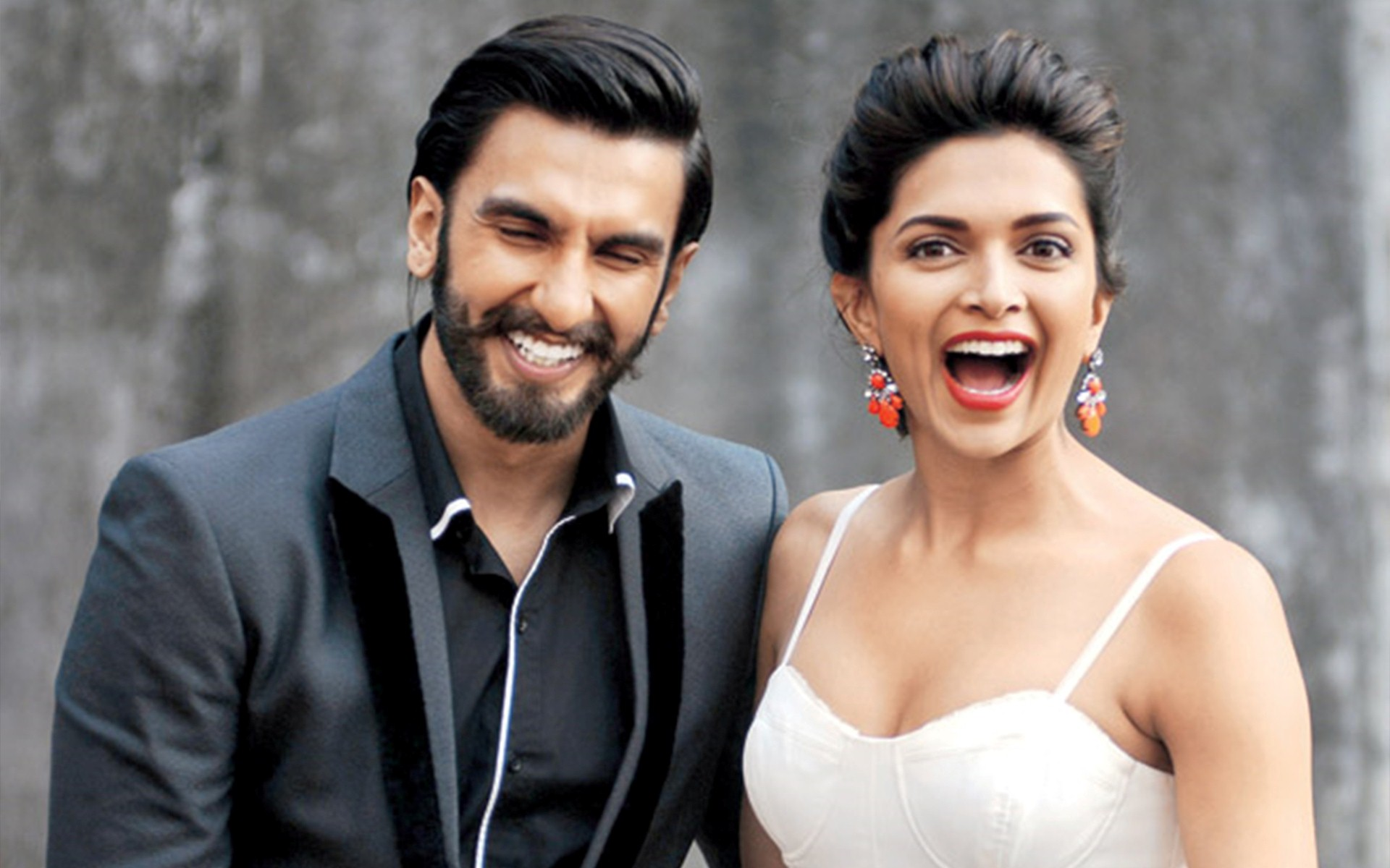 Ranveer and Deepika Image