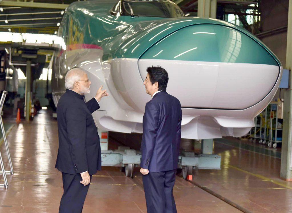 Narendra Modi's visit to Japan