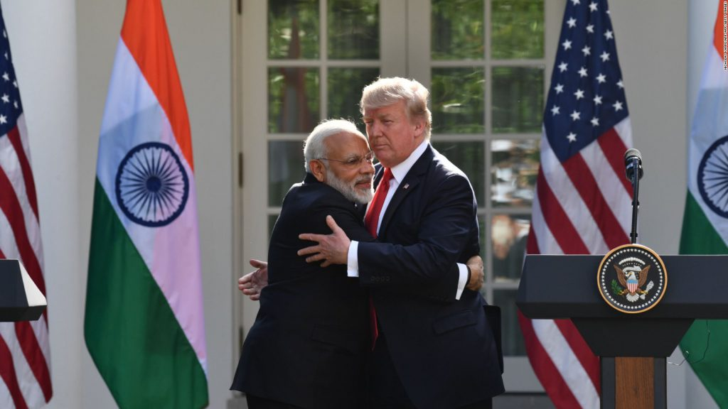 Narendra Modi's visit to USA