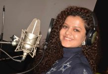 Palak Muchhal Recorded song for movie Jaan Abhi Baki Hai8