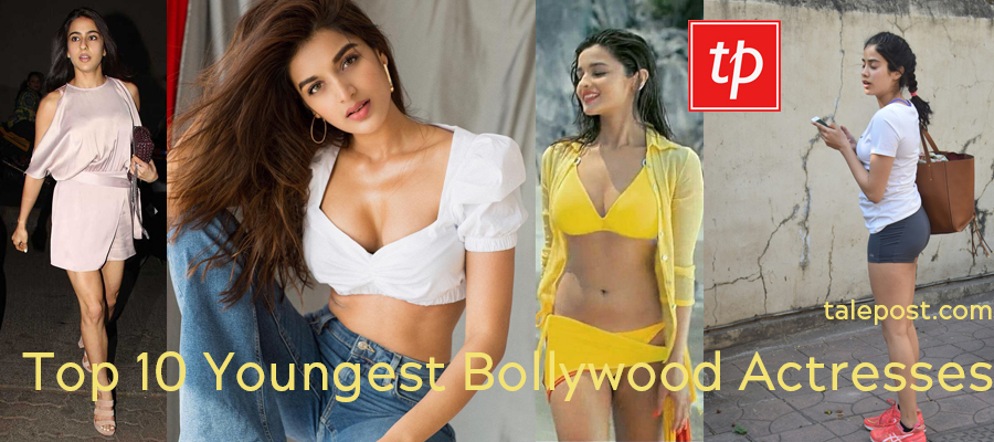 Youngest Bollywood Actresses
