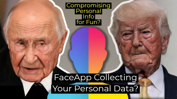 FaceApp Privacy Issue